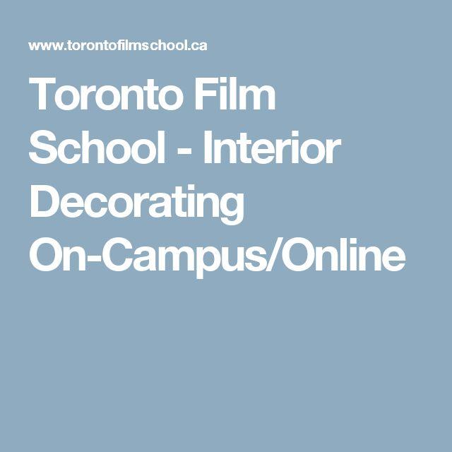 Die Besten 25 Toronto Film School Ideen Nur Auf Pinterest