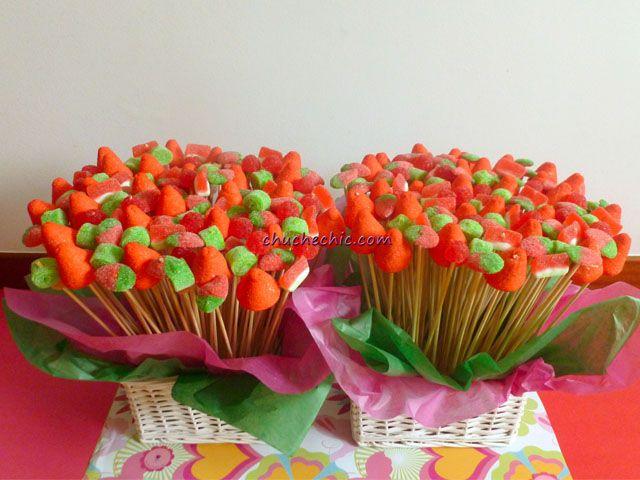 Como hacer una mesa dulce para cumpleaos mesa de dulces - Como organizar una mesa dulce ...