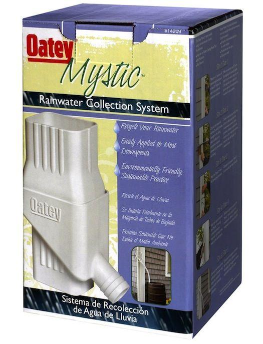 rain collection | Rainwater Diverter Kit For Rain Barrels & Cisterns