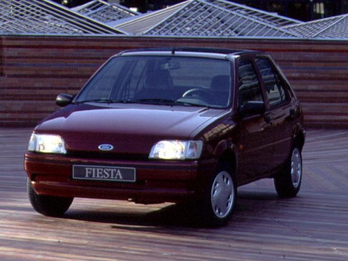 Ford Fiesta Classic