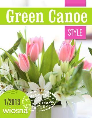 Green Canoe Style WIOSNA 2013/1