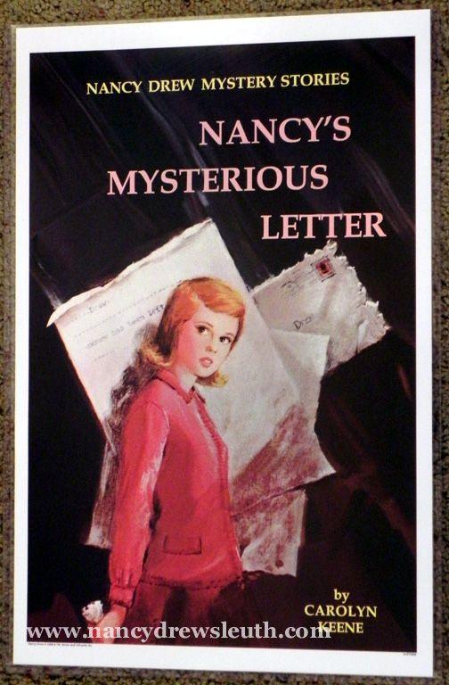 Jenn's Nancy Drew Collection - Nancy Drew Poster - Popcorn Posters - www.nancydrewsleuth.com