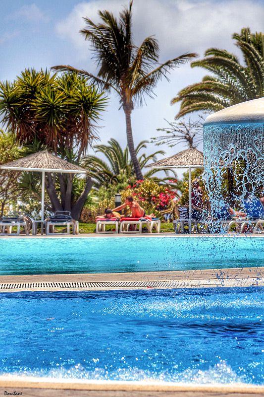 Hotel Hesperia Playa Dorada por Donibane. #hesperia #playadorada #lanzarote #islascanarias #canaryisland #canarias