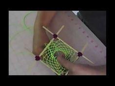 TELAR MARIA - Cómo cerrar un tejido - YouTube