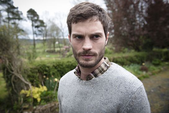 Love True Detective? If you love a slow-build, extremely tense, psychological thriller, watch The Fall. Paul Spector (Jamie Dornan, here causing much inner turmoil when you find yourself attracted to a deviant sociopath) is a serial killer terrorizing Belfast, and Stella Gibson (Gillian Anderson) is the detective trying to catch him before he strikes ...
