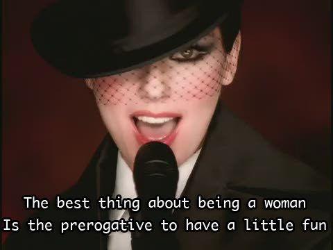 �Man! I Feel Like A Woman!� � Shania Twain | 25 Song Lyrics Every '90s Kid Will Never Forget