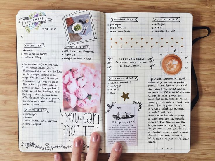 21.09.17 • Long Time no see, I had my first lessons this week so this spread from last week is coming a little bit late… Sort of regretting my holidays now, as I am back into work stressing out about...
