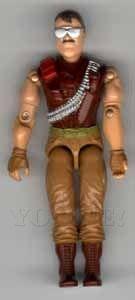 Sgt. Slaughter (v3) G.I. Joe Action Figure - YoJoe Archive