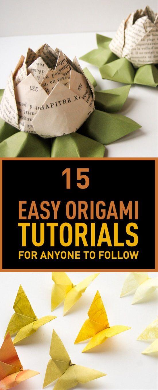3D Origami Swan More
