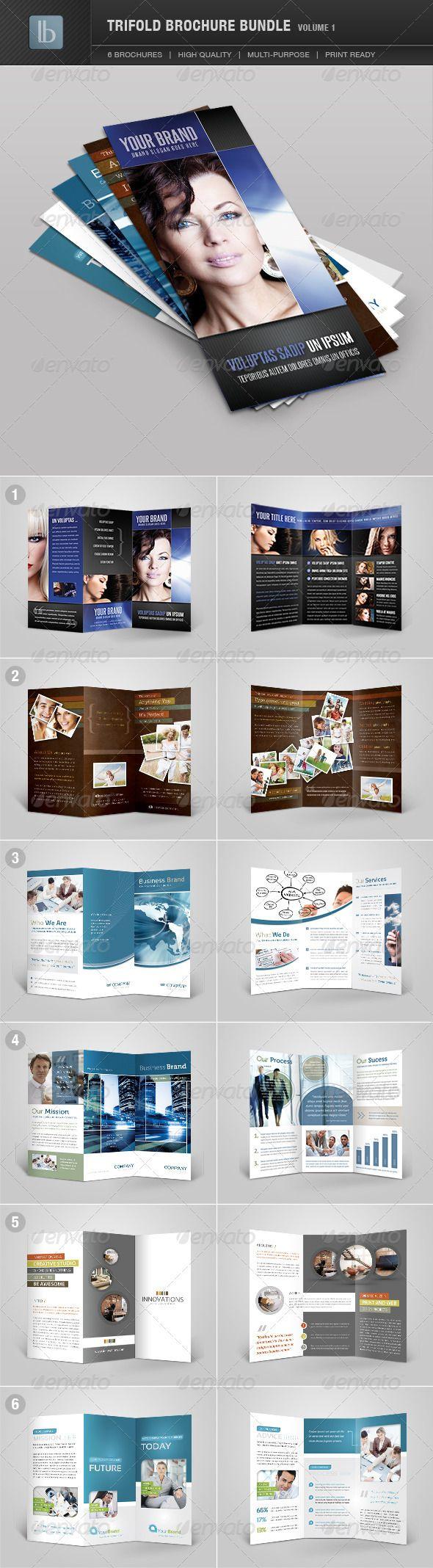 96 best print templates images on pinterest print for Vista print brochures templates