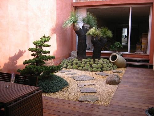 17 mejores im genes sobre jardin interior en pinterest - Jardin interior zen ...