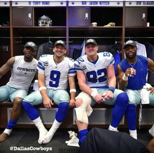 "Dez Tony Jason & DeMarco ""How bout' them Cowboys"""