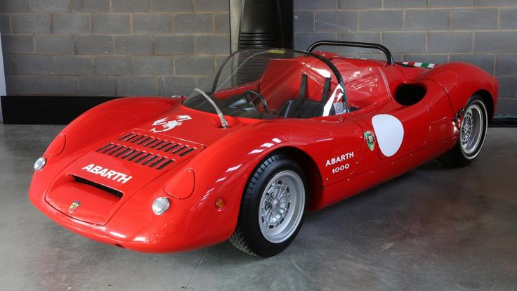 436 Best Abarth In Race Images On Pinterest Vintage Cars
