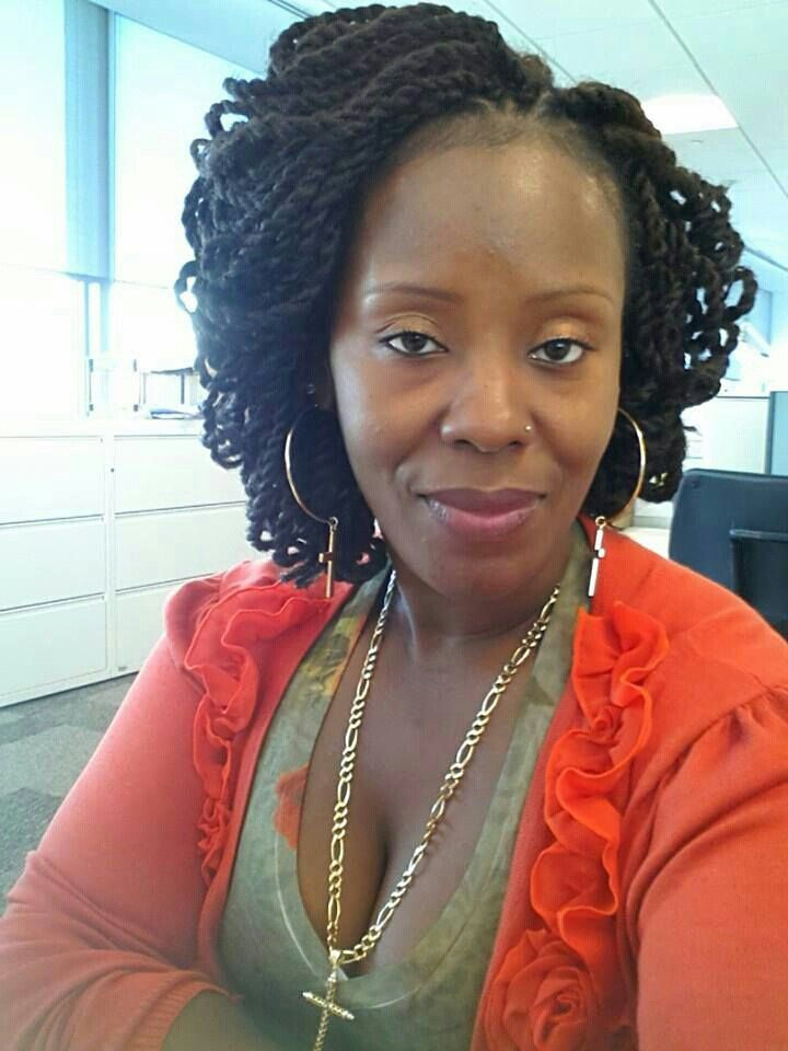 Stupendous 1000 Ideas About Short Kinky Twists On Pinterest Two Strand Short Hairstyles For Black Women Fulllsitofus