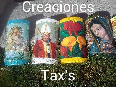 TEJAS DE BARRO DECORADAS..... VER TUTORIAL