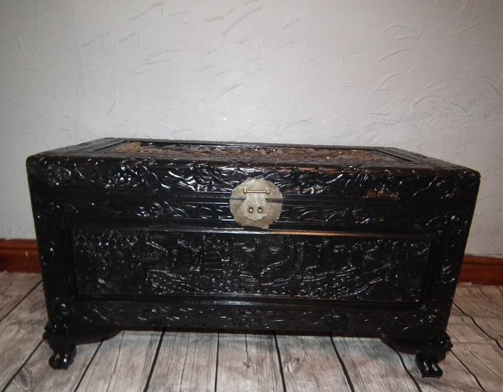 Monday Makeover... Chinese Camphor Chest