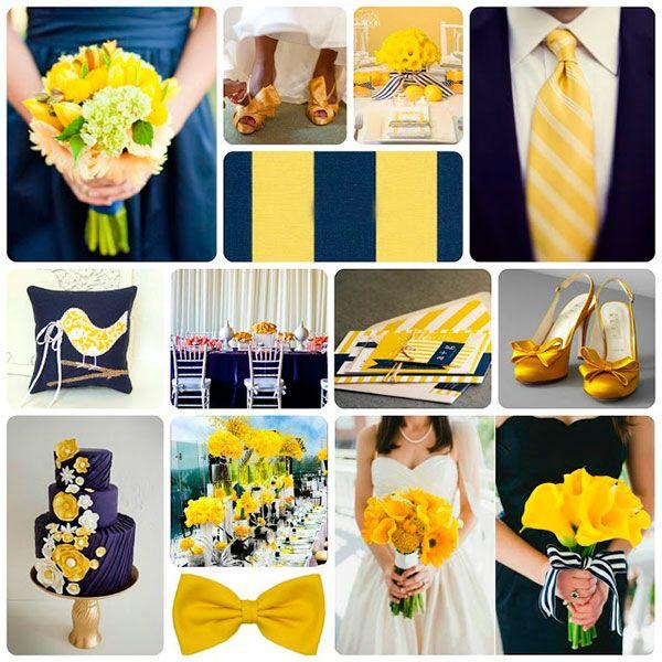 желто-синяя свадьба  #yellow #blue #wedding