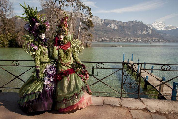 Carnaval Vénitien à Annecy - Week-end carnaval autour du lac d'Annecy - Office de Tourisme du Lac d'Annecy