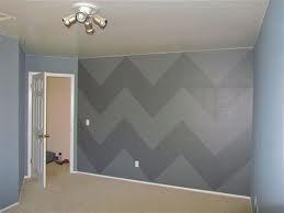 chevron wall baby room ideas - Google Search