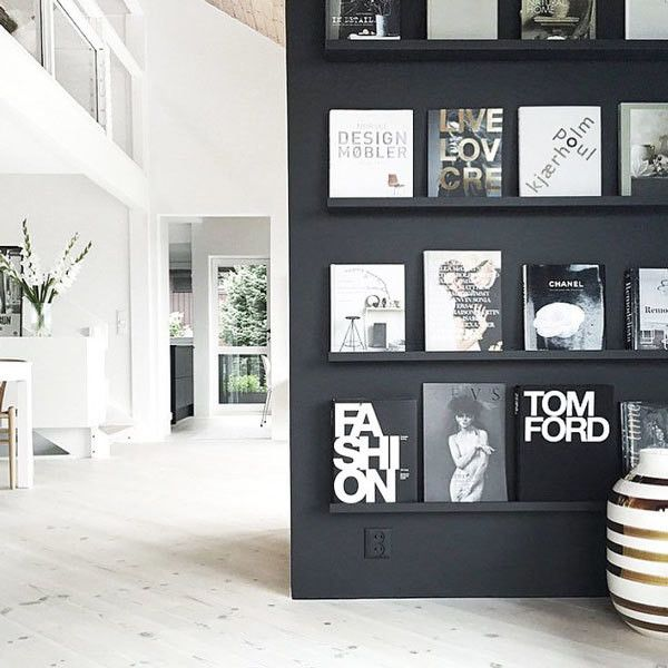 15 Alternative Ways To Show Off Your Library - 15 Alternative Ways To Show Off Your Library - Photos