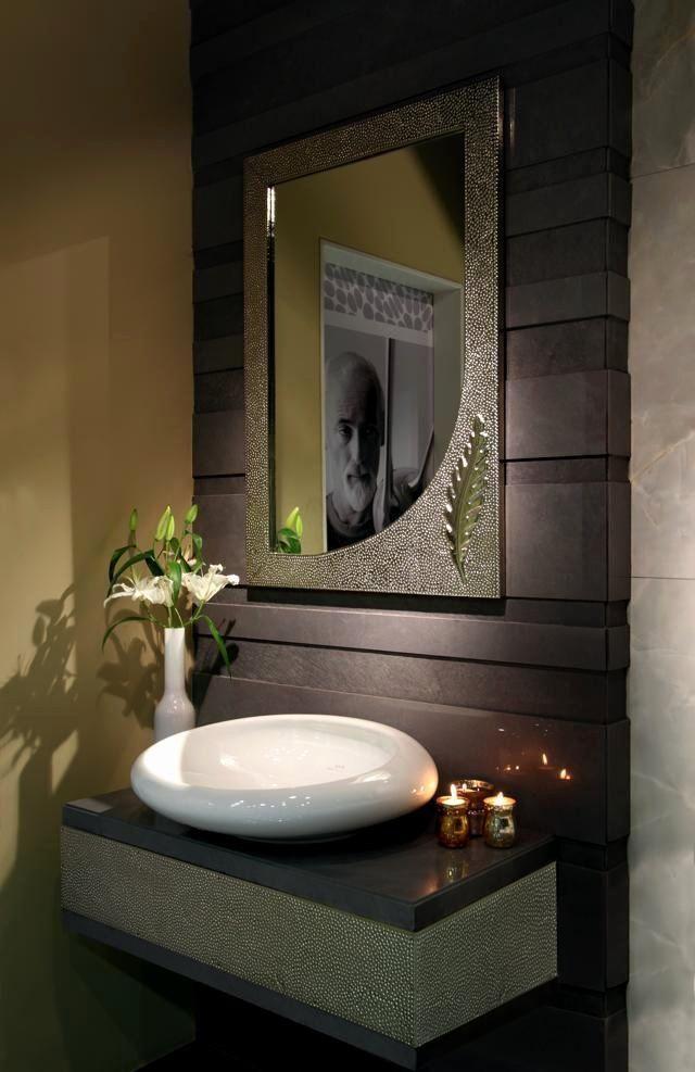 Simple Indian Bathroom Interior Design Awesome Mirror Dipen Gada Vadodara Gujarat India In 2020 Trendy Bathroom Designs Washbasin Design Bathroom Interior Design