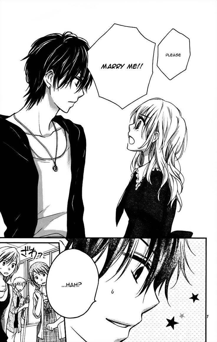 Hatsukoi Kouho chapter ibi-manga : [Oneshot] page 10 - Mangakakalot.com