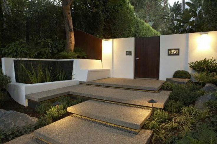 119 Best Images About Mid Century Landscaping On Pinterest Gardens Mid Century And Pathways