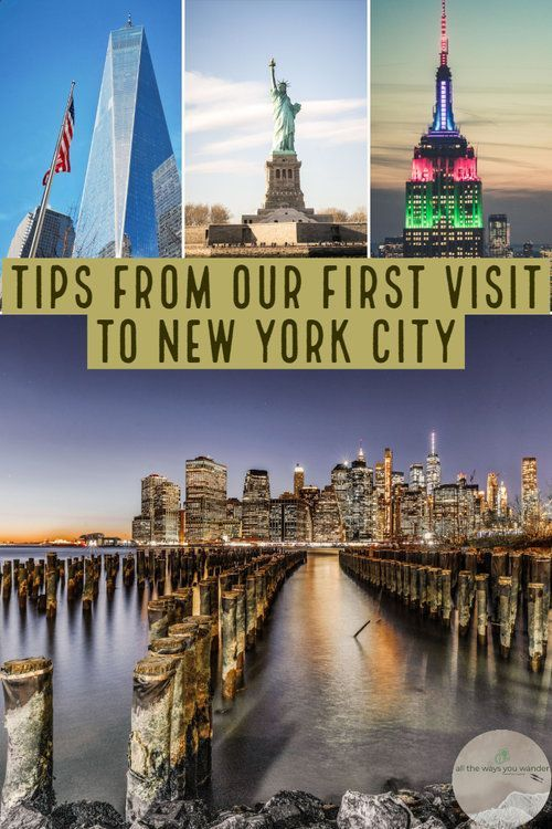 What is it like to visit New York for the first time? – Kristin Luna   Travel Writer, Influencer + Media Consultant