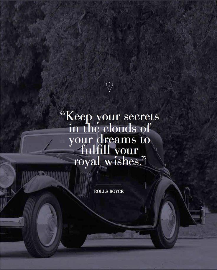 Rolls Royce   Inspiration