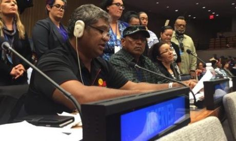 Tony Abbott's Indigenous 'lifestyle choices' remark smacks of racism, says UN rapporteur  UN special rapporteur on indigenous rights criticises the PM's comments and says Australia has 'regressed' in its treatment of Indigenous communities