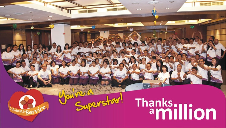 #InterContinental #Jakarta #MidPlaza #Family #Celebrate #Service #Week #2013