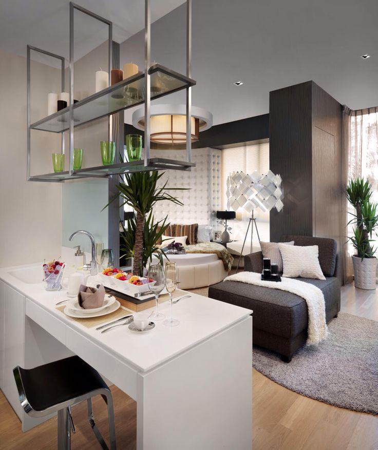 Stüdyo Daire  Açık Mutfaklı Salon www.leventtekinicmimarlik.com