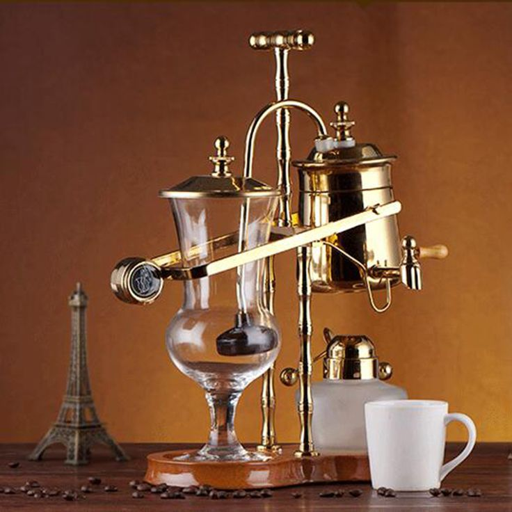 41 best vacuum coffee pots images on pinterest kitchens for Best luxury coffee maker