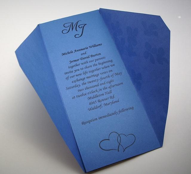 Wedding Invitation    Like, share, enjoy :) http://helloprints.pl
