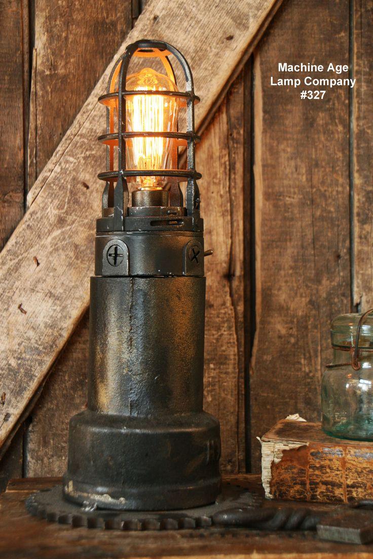 By Machine Age Lamp Company