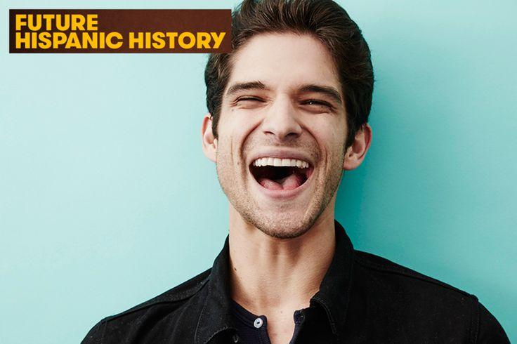 Future Hispanic History Month - Tyler Posey