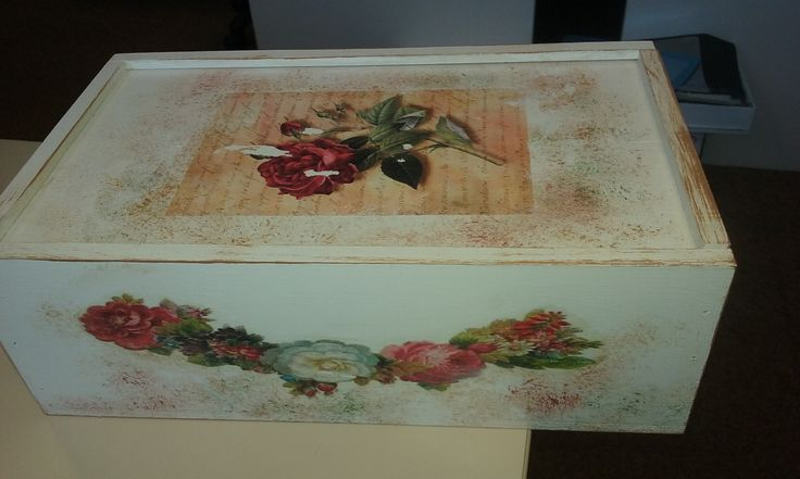 Transfer box, roses, flowers Caixa de transferencia, roses i flors