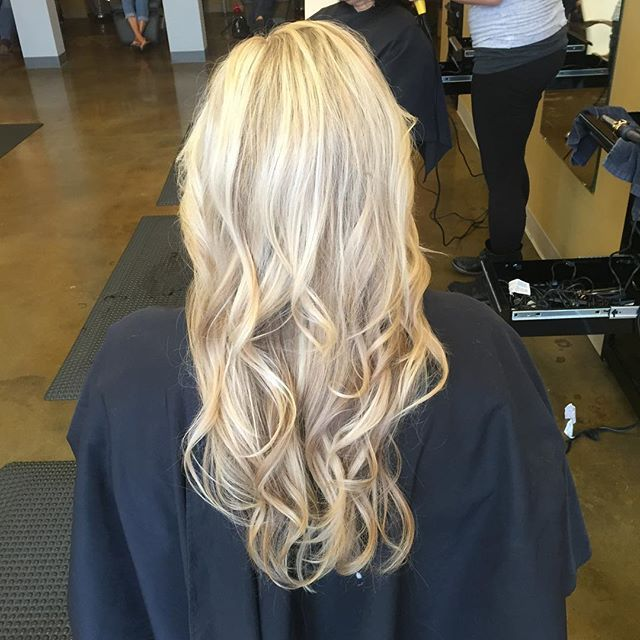86 best Blonde Hair Inspiration By Blo images on Pinterest ...