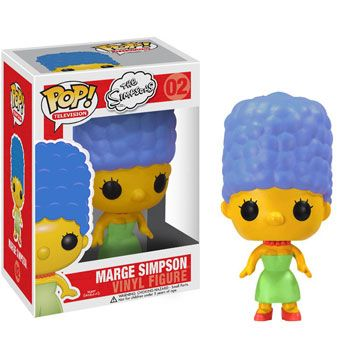 Marge Simpson Pop Vinyl Pop Television The Simpsons | Pop Price Guide