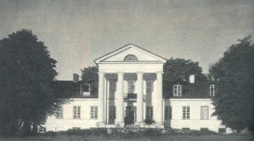 Dwór Kotwiczów w Turłach, 1939 Bialorus