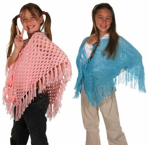 Design by: Maggie Weldon Skill Level: Easy Size: Child's S (2-4), (M (4-8), L (10-12) and XL (14-16). Directions are for S. Changes for sizes M, L, and XL are in parentheses. Materials: Yarn Needle; G