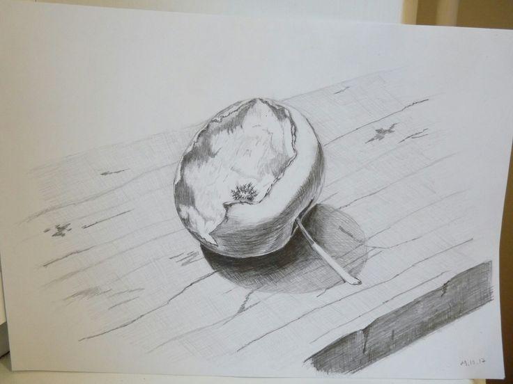#Рисунок #pencil #painting