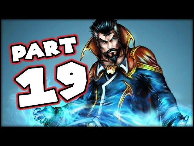 Marvel Ultimate Alliance - Part 19 - Dr. Strange Joins The Team! (Ps4) - Video --> http://www.comics2film.com/marvel-ultimate-alliance-part-19-dr-strange-joins-the-team-ps4/  #DoctorStrange
