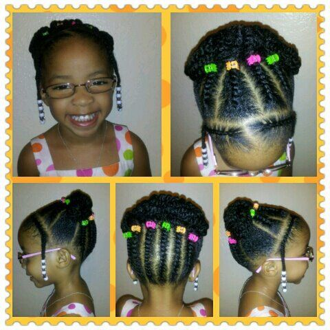 Natural Hair Kids Hair Style Hair Style Kids