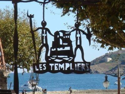 Hotel-Restaurant les Templiers (Collioure, Francia)