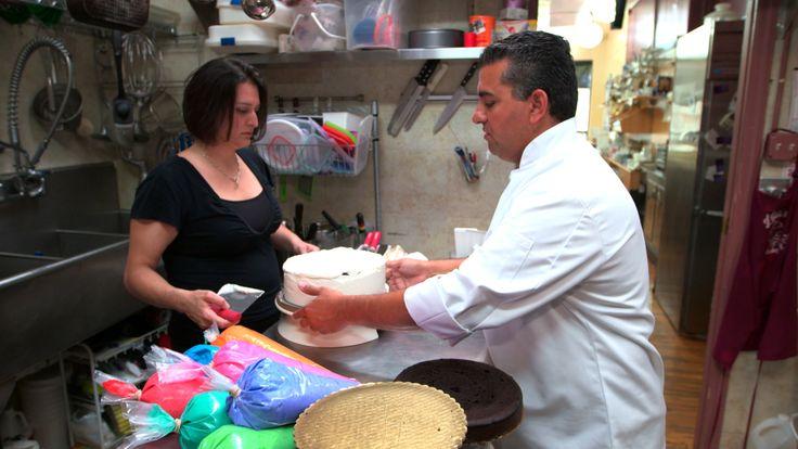 Lidia Bakery Cake Boss