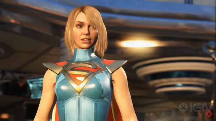Updated: Injustice 2 Beta Introduces Supergirl as its New Character
