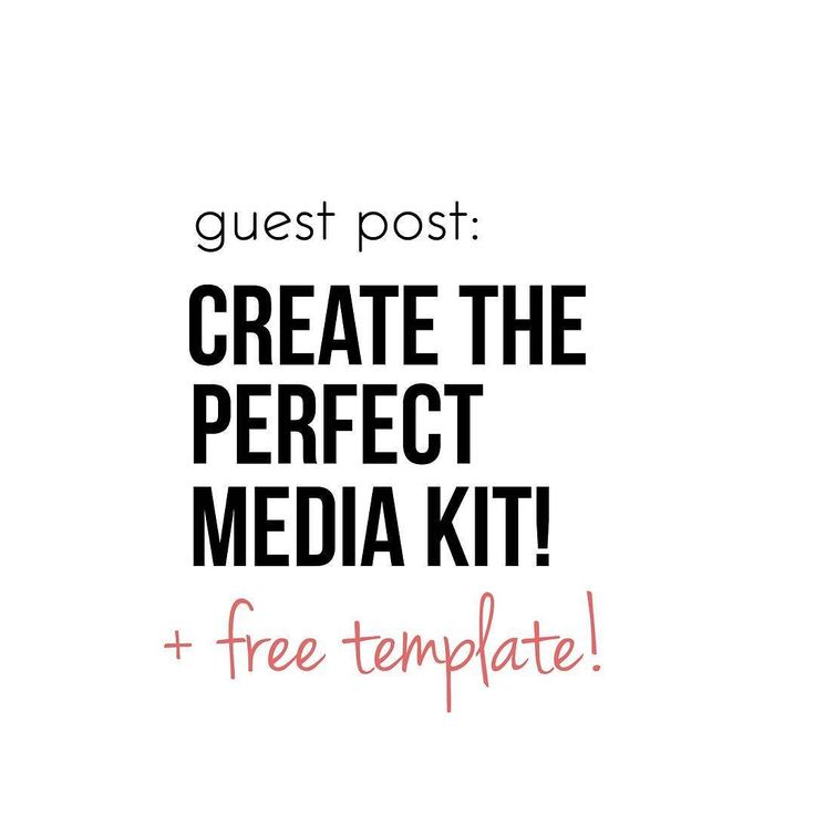 """How good do you look on paper? . A professional and attractive media kit could be all that stands between you and your next sponsorship deal! . Check out this month's awesome guest post from the talented digital presence coach @claredrake1 called """"How to make the perfect media kit!"""" .  Download your very own gorgeous fully customisable free media kit template created by Clare Drake! .  Find it all on now www.blogitbetter.com"""