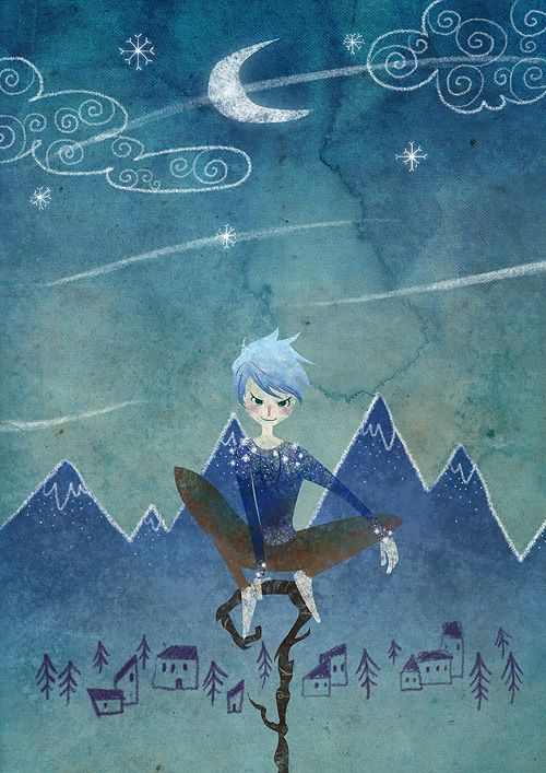 Jack Frost Sidebar by lovefromaliar on DeviantArt