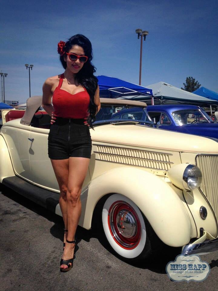 Rockabilly Car Show Las Vegas Gallery Rockabilly Car Pin Up - Rockabilly car show las vegas 2018